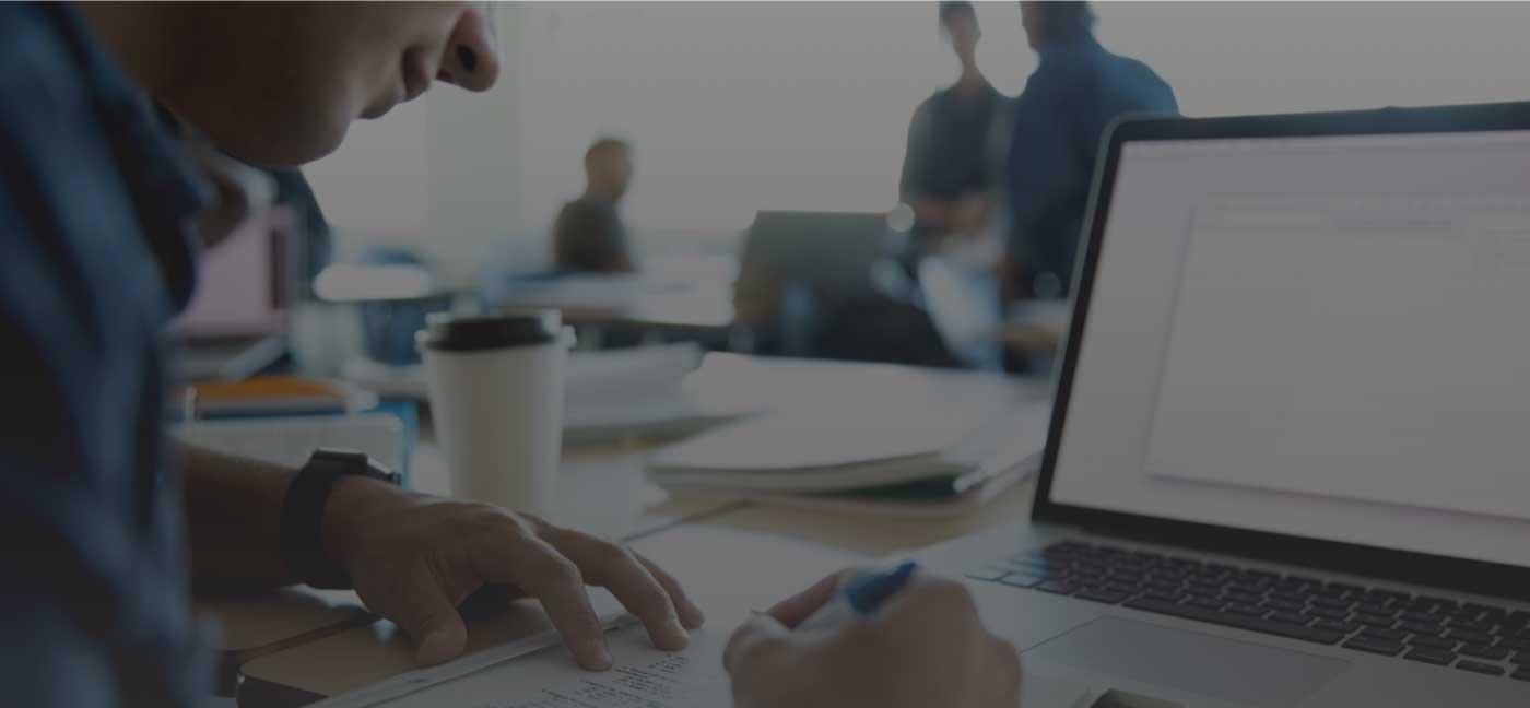 tech webinar series header
